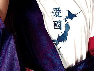 日本国製Tシャツのイメージ